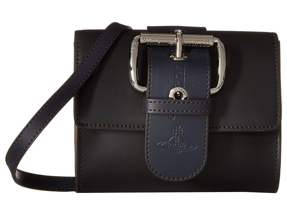 Vivienne Westwood - Alex Bag (Black) Handbags