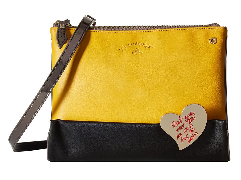 Vivienne Westwood - Harajuku Bag (Black) Handbags
