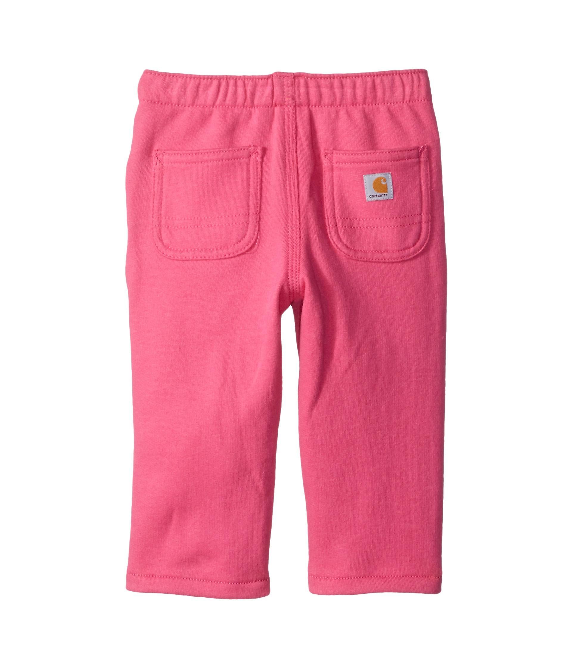 Carhartt Kids Flower Power Three Piece Pants Set Infant