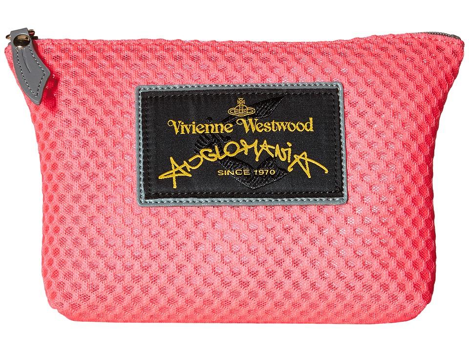 Vivienne Westwood - Charms Make Up Bag (Fuchsia) Handbags
