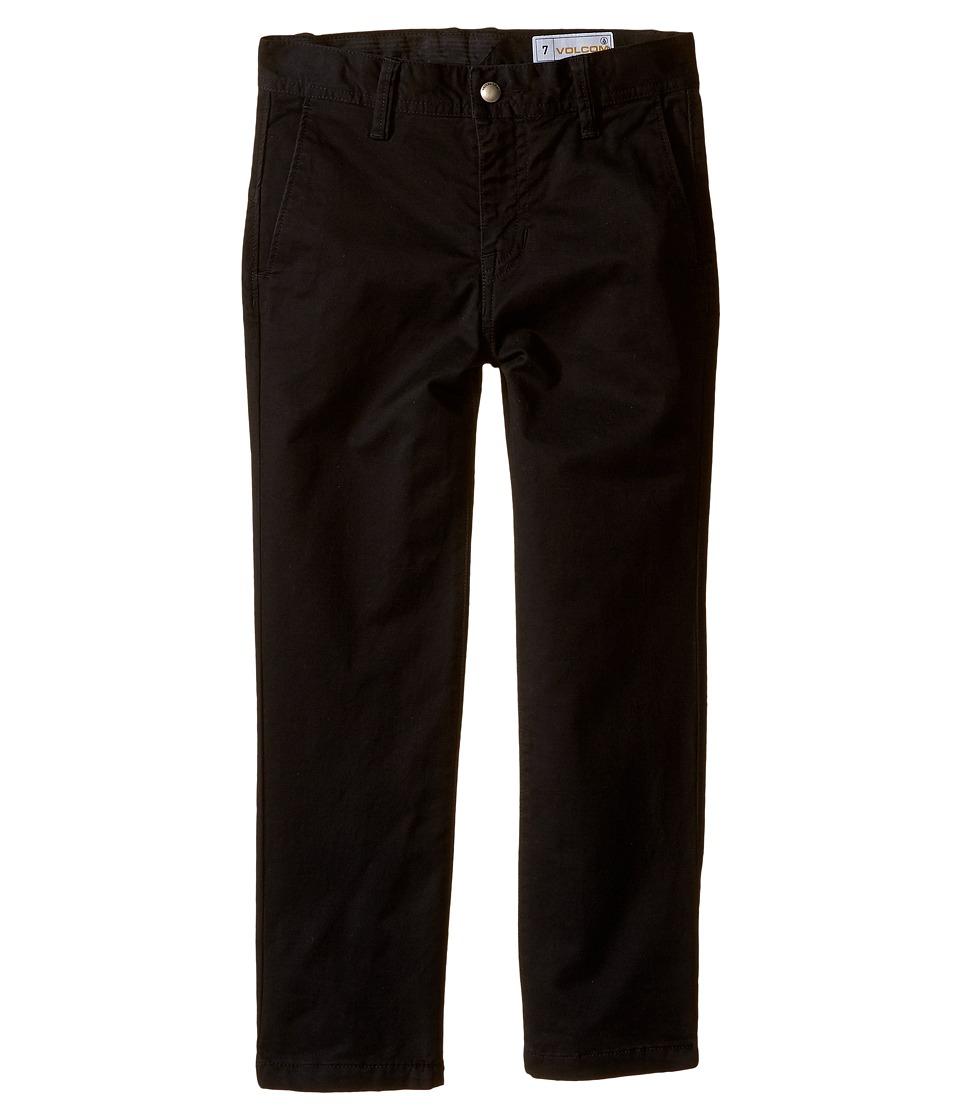 Volcom Kids - Frickin Slim Chino Pants (Toddler/Little Ki...