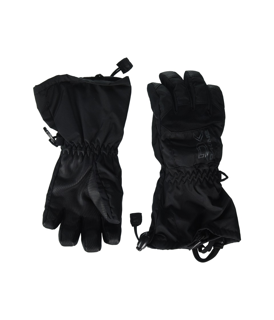 Dakine Scout Jr Gloves (Youth) (Black) Extreme Cold Weather Gloves