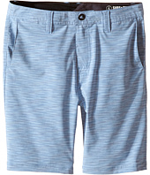 Volcom Kids - SNT Mix Hybrid Shorts (Big Kids)