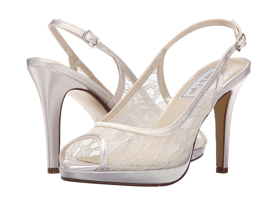 Touch Ups Lydia Ivory Womens Shoes