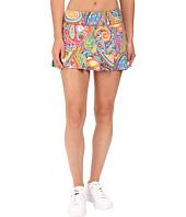 Trina Turk - Mediterranean Paisley Tennis/Running Skirt