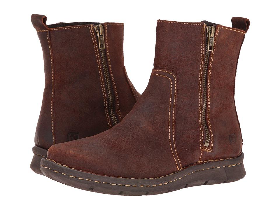 Born - Risko (Golden) Women's  Shoes