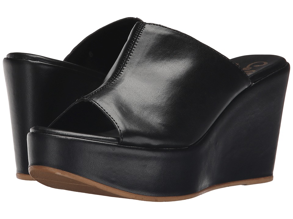 Callisto of California Marlaa Black Womens Shoes