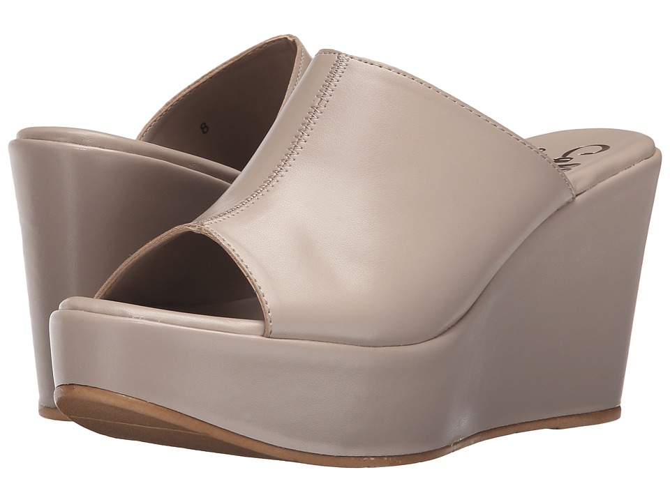 Callisto of California Marlaa Taupe Womens Shoes