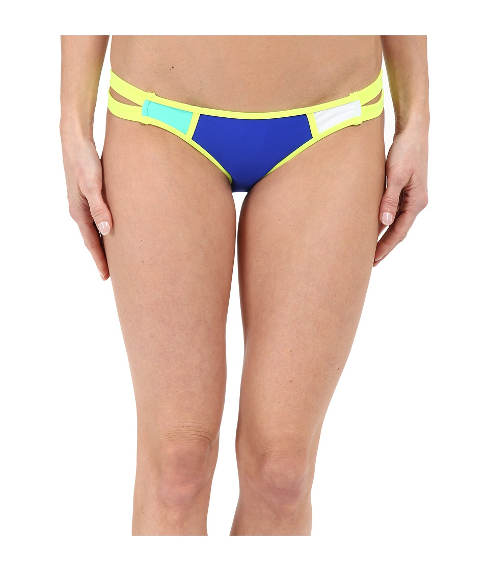 Body Glove Borderline Bali Bottoms Abyss Womens Swimwear
