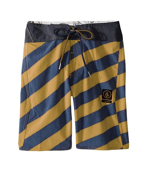 Volcom Kids Stripey Slinger Boardshorts (Big Kids)