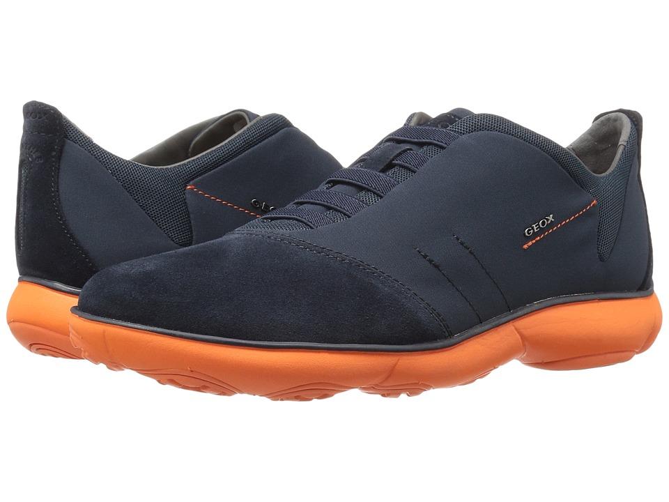 Geox MNEBULA24 (Navy/Orange) Men