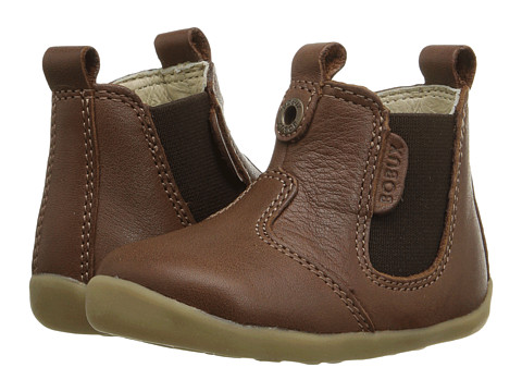Bobux Kids Step Up Jodphur Boot (Infant/Toddler) - Toffee Brown