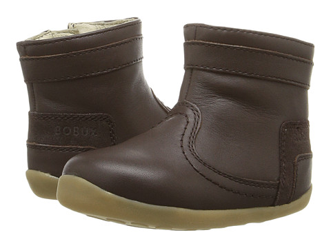 Bobux Kids Step Up Bolt (Infant/Toddler) - Espresso Brown