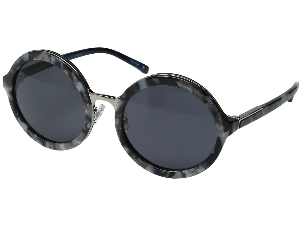 Image of 3.1 Phillip Lim - PL11C31SUN (Black Pearl/Silver/Grey) Fashion Sunglasses
