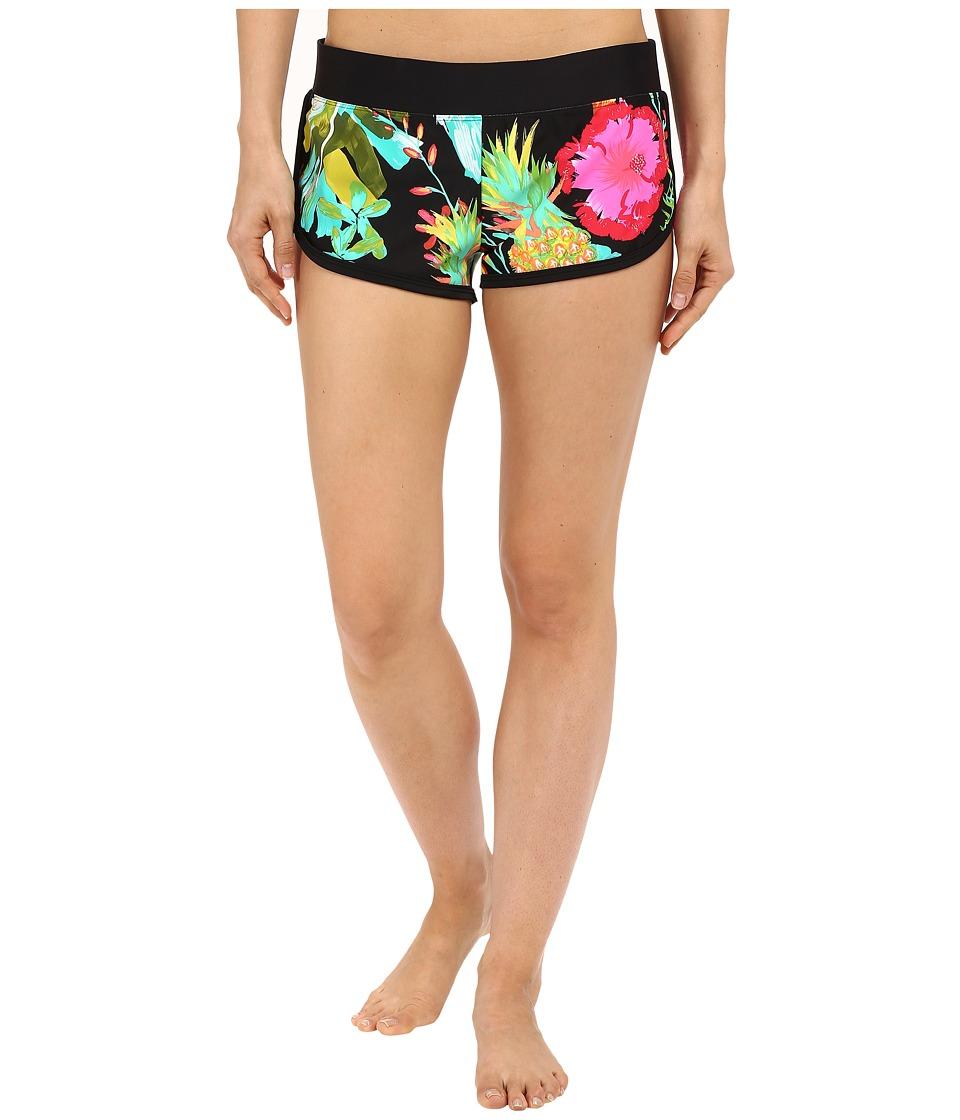 Body Glove Akela Pulse Shorts Black Womens Shorts