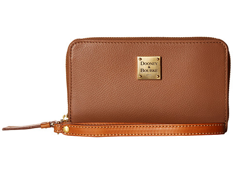 Dooney & Bourke Raleigh Zip Around Phone Wristlet