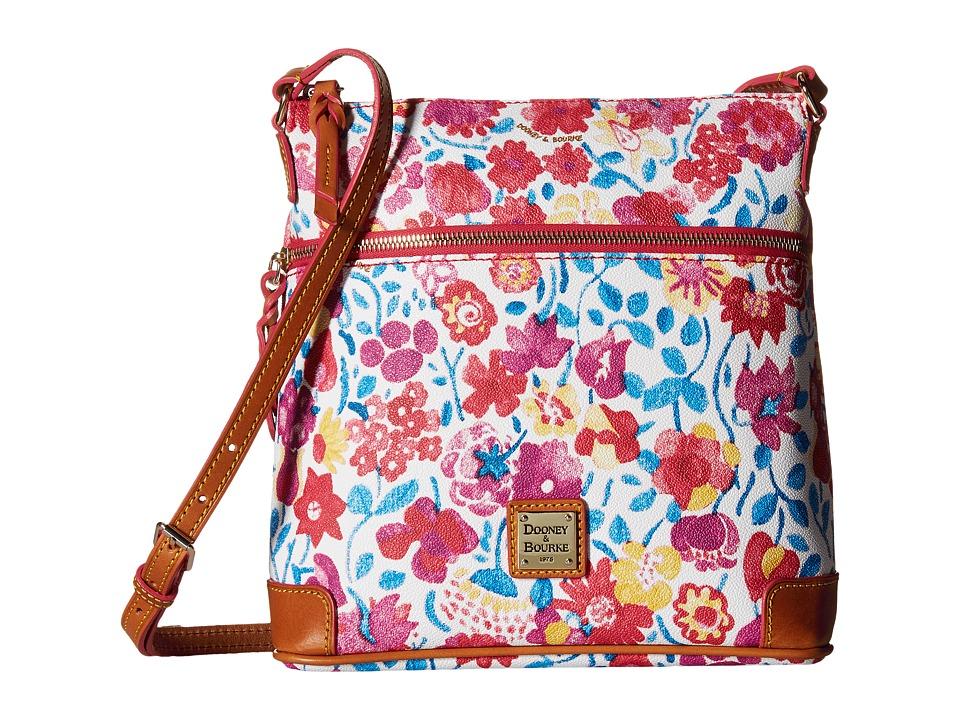 Dooney amp Bourke Marabelle Crossbody White/Natural Trim Cross Body Handbags