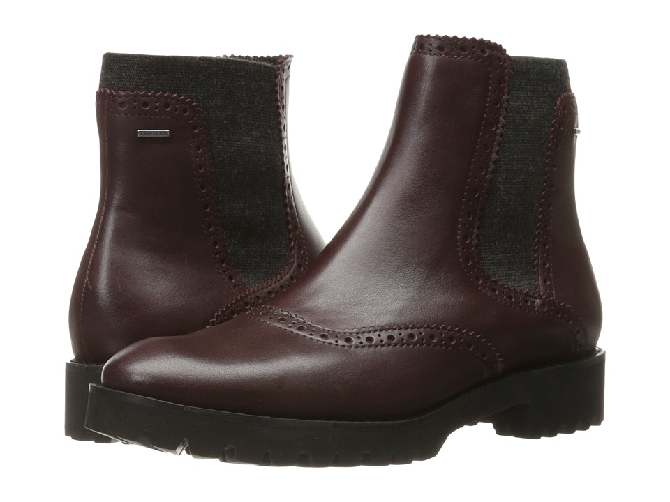 Geox WASHLEENABX3 (Dark Burgundy) Women