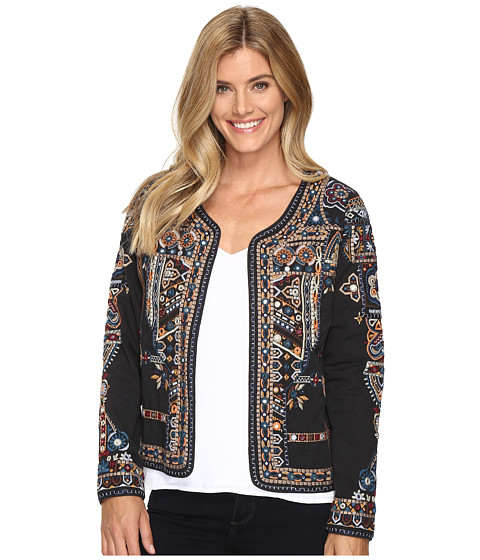Tolani Mandy Embroidered Jacket