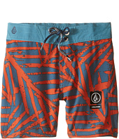 Volcom Kids - Party Pack Batik Boardshorts (Toddler/Little Kids)