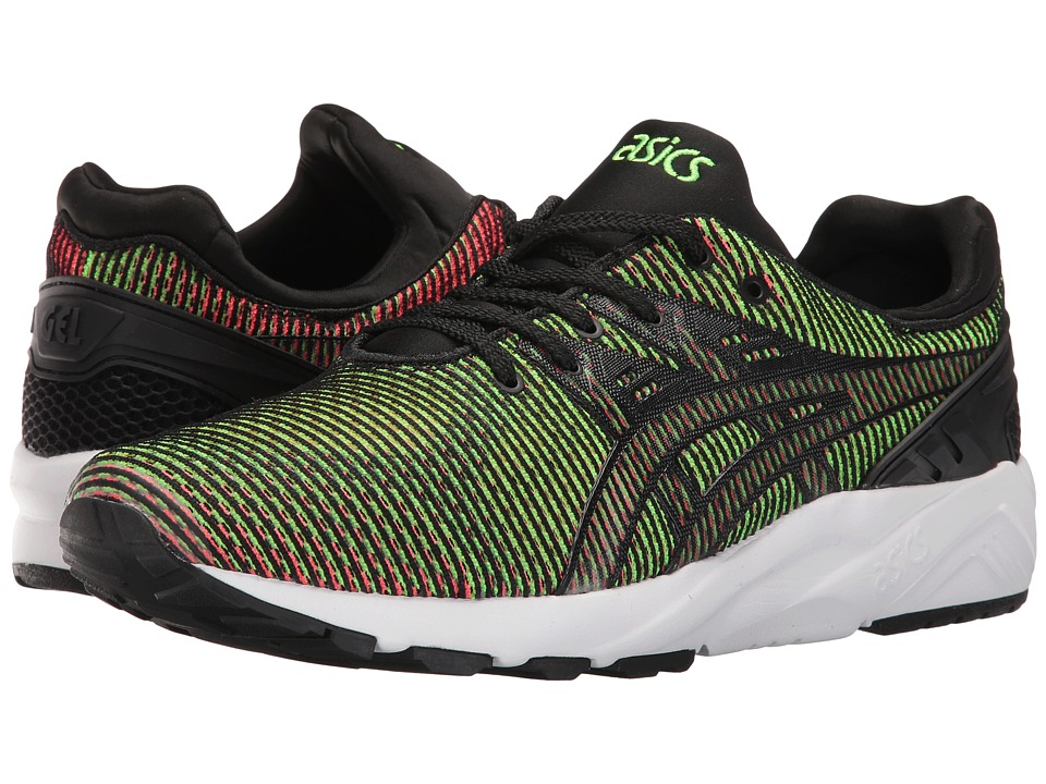 Image of ASICS Tiger - Gel-Kayano Trainer EVO (Gecko Green/Guava) Shoes