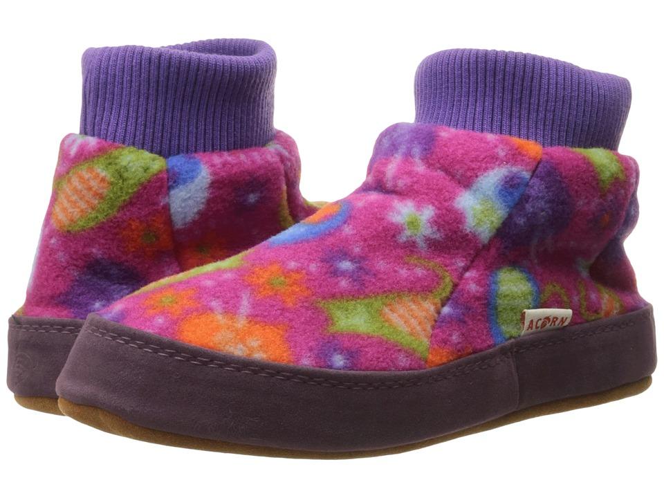 Acorn Kids Kadabra II (Toddler/Little Kid/Big Kid) (Fat Cat Pink) Girls Shoes