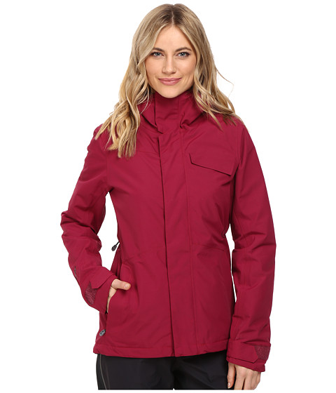 Volcom Snow Bow Insulated Gore-Tex Jacket - Mulberry