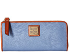 Dooney & Bourke Pebble Zip Clutch