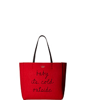 Kate Spade New York - Post Drive Baby Its Cold Hallie