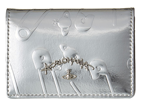 Vivienne Westwood Safety Pin Travel Wallet