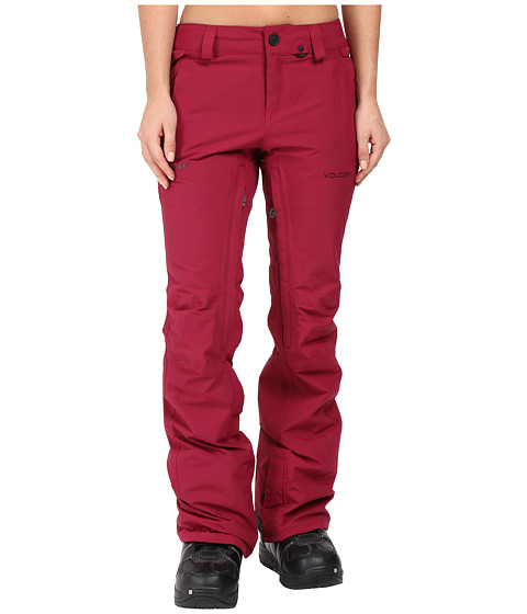 Volcom Snow Knox Insulated Gore-Tex Pants - Mulberry