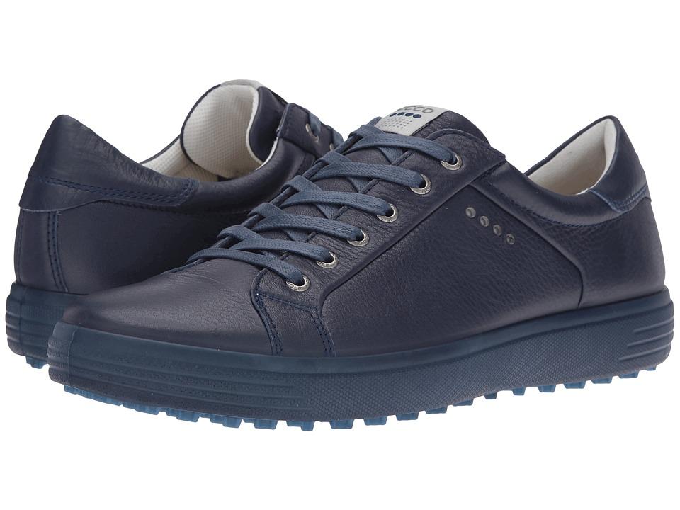 ECCO Golf Golf Casual Hybrid (True Navy/Marine) Men