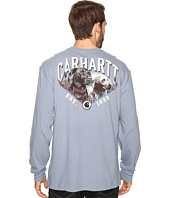 Carhartt - Maddock Graphic Carhartt's Best Friend Long Sleeve Pocket T-Shirt