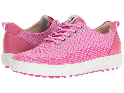 ECCO Golf Casual Hybrid Knit - Pink/Beet Root/Fandango