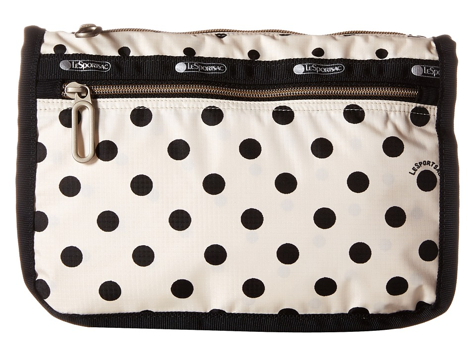 LeSportsac - Everyday Cosmetic Case (Sun Multi Cream) Cosmetic Case