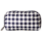 LeSportsac Essential Cosmetic Case (Gingham Classic Navy)