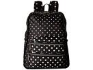 LeSportsac Functional Backpack (Sun Multi Black)
