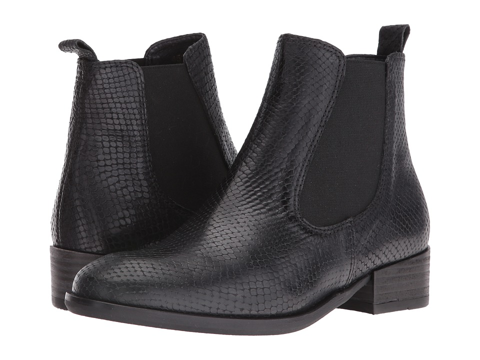 Wolky Masala (Black Adder/Leather) Women