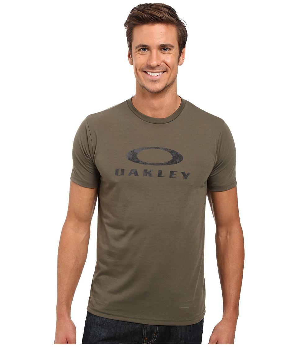Oakley O-Pinnacle Hydrolix Tee (Dark Brush) Men