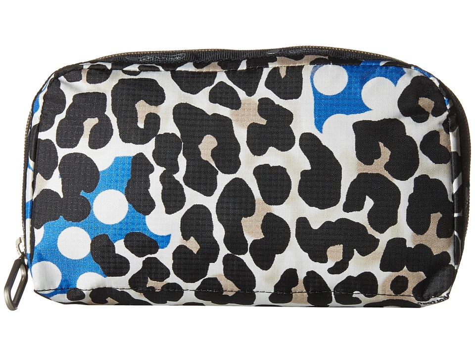 LeSportsac - Essential Cosmetic Case (Animal Dots) Cosmetic Case