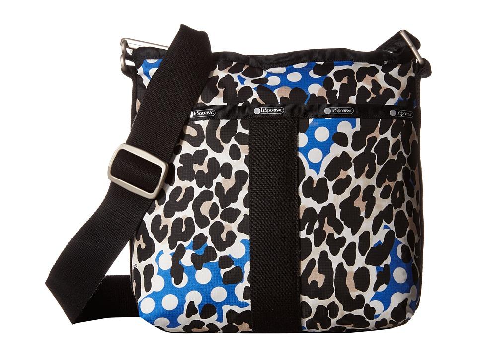 LeSportsac - Essential Crossbody (Animal Dots) Cross Body Handbags