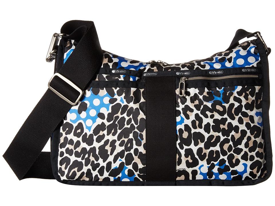LeSportsac - Everyday Bag (Animal Dots) Handbags
