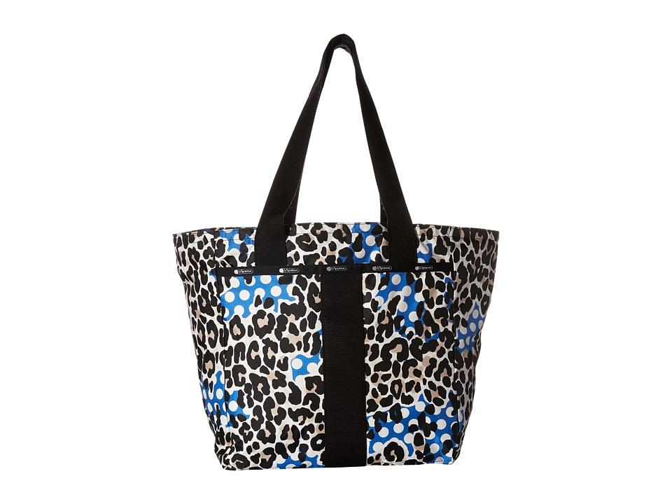 LeSportsac - Everyday Tote (Animal Dots) Tote Handbags