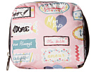 LeSportsac SQ Essential Cosmetic Case (Sweet Talk Pink)