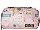 LeSportsac Essential Cosmetic Case (Sweet Talk Pink)