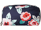 LeSportsac Essential Cosmetic Case (Navy Rose)