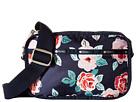 LeSportsac CR Camera Bag (Navy Rose)