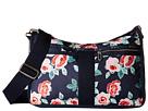 LeSportsac Everyday Bag (Navy Rose)