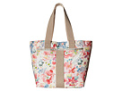 LeSportsac Everyday Tote (Waterlily Garden)