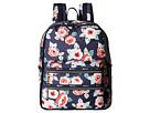 LeSportsac Functional Backpack (Navy Rose)